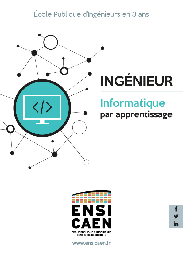 Informatique_apprentissage_ensicaen_2017