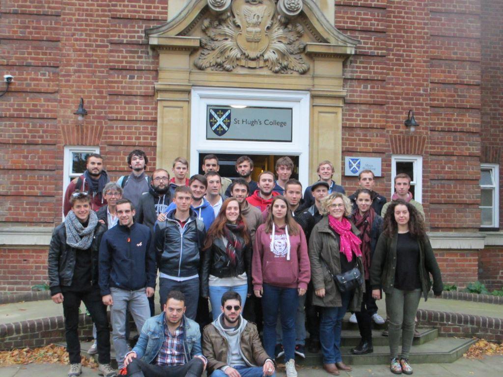 apprentis Matériaux Mécanique à Oxford