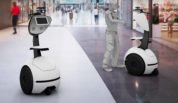 Première sortie publique pour le robot Cadomus (projet COACHES)
