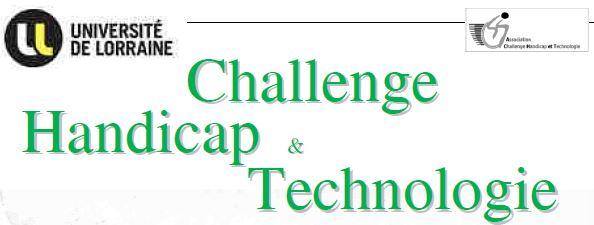 challenge handicap et techno