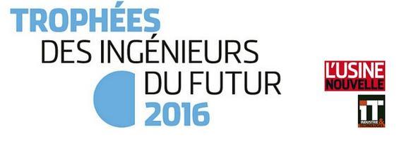 Trophée des ing du futur 2016