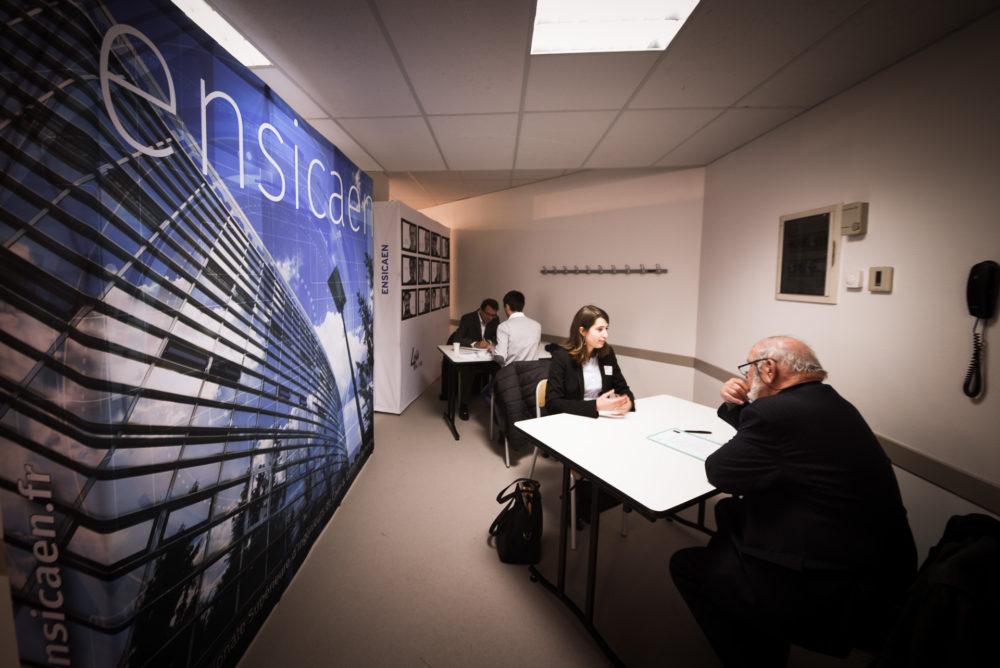 entretiens forum ensicaen 2016