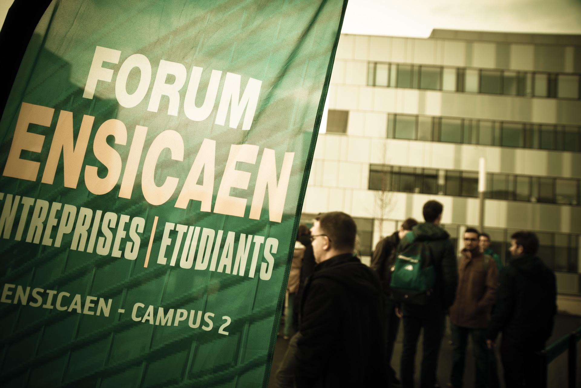 Forum Entreprises-Etudiants jeudi 24 novembre 2016