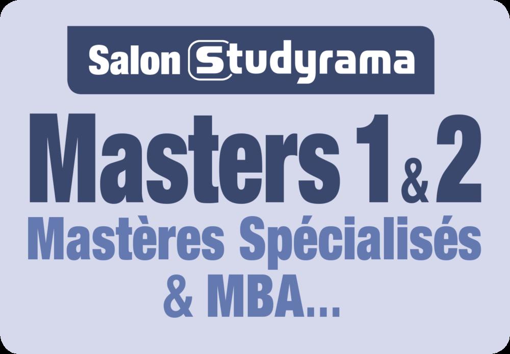 logo studyrama master 1 et 2