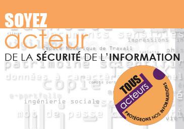 MOOC « Soyez acteur de la sécurité de l'information» – Session 2