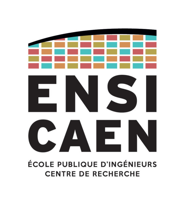 Logo ENSICAEN institutionnel couleurs 72dpi