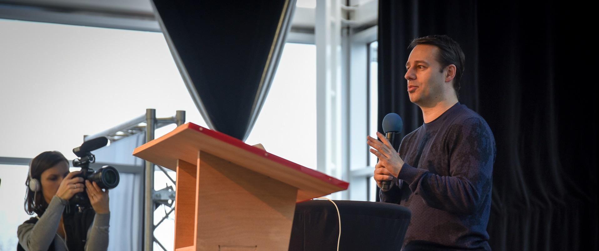 Projet intensif en informatique ENSICAEN aux Journées des Innovations Pédagogiques Normandes
