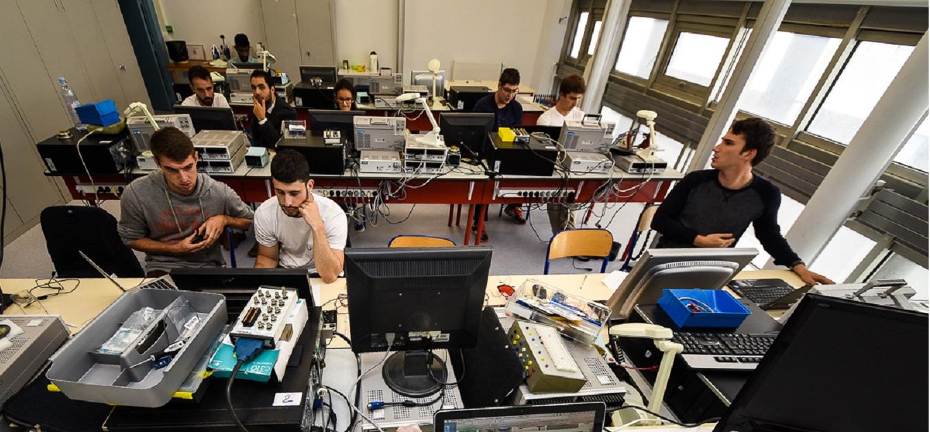 Nouvelle formation Electronique et Physique Appliquée par apprentissage
