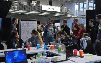 Effervescence autour des «Espaces collectifs et usages partagés» de la Semaine Intensive 2018