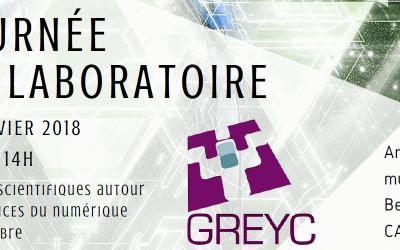 Journée du laboratoire GREYC