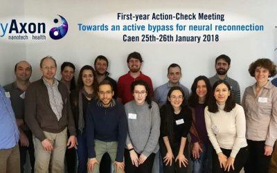 Le GREYC partenaire du projet européen ByAxon
