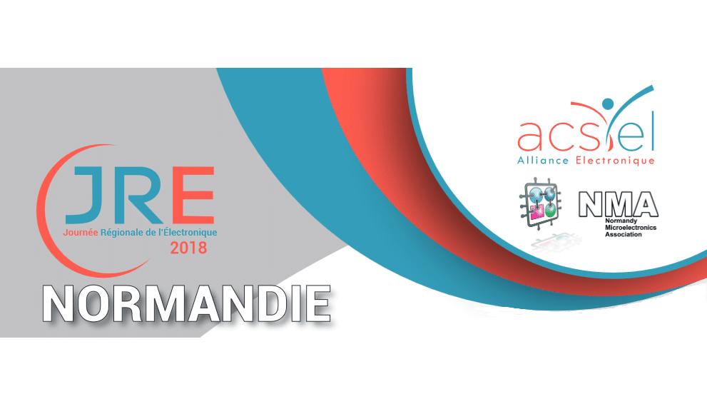 L'ENSICAEN présente à la JRE Normandie 2018