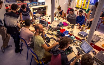 Présentation du Projet SERI – projet immersif électronique