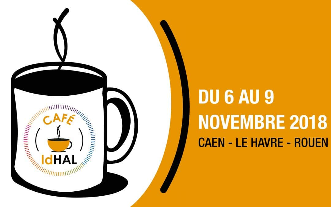 Open Access Week 2018 – Café IdHAL