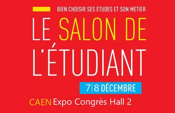 L'ENSICAEN au Salon de l'Etudiant de Caen