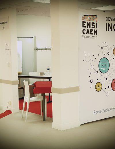 Forum entreprise ENSICAEN