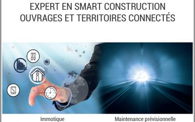 Un nouveau mastère spécialisé «expert en smart construction» à la rentrée 2019