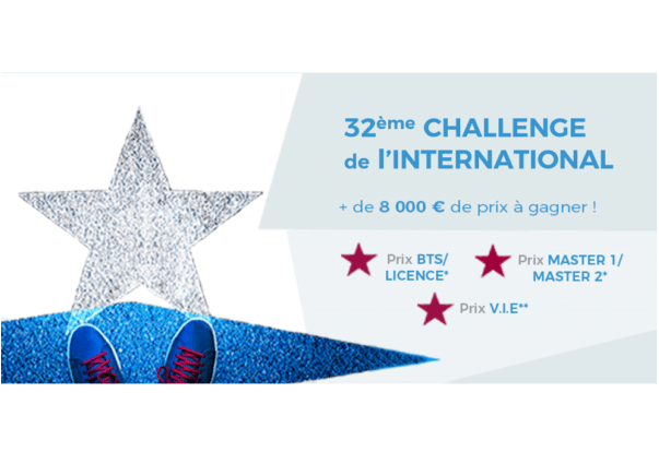 Premier prix VIE du Challenge de l'International APEX pour Vincent Le Costaouec, diplômé ENSICAEN