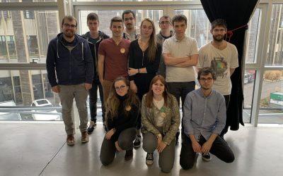 Semaine intensive informatique : Caen'taisie, le meilleur jeu pour redécouvrir la ville