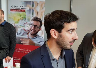 forum ENSICAEN entreprises 2018