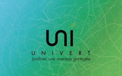 Semaine intensive informatique : UniVert – jardiner, une aventure partagée