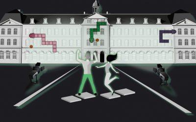 Semaine intensive informatique : Lumière sur le sinueux parcours de BOA, un jeu vidéo sur les murs de la ville