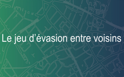 Semaine intensive informatique : Evad et vous, un jeu d'évasion pour améliorer le vivre ensemble