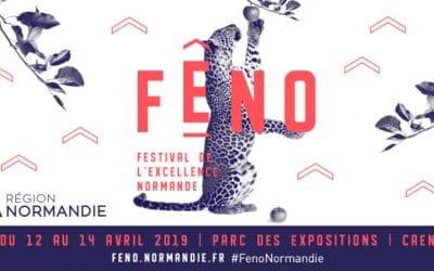 L'ENSICAEN au FENO, le Festival de l'Excellence Normande
