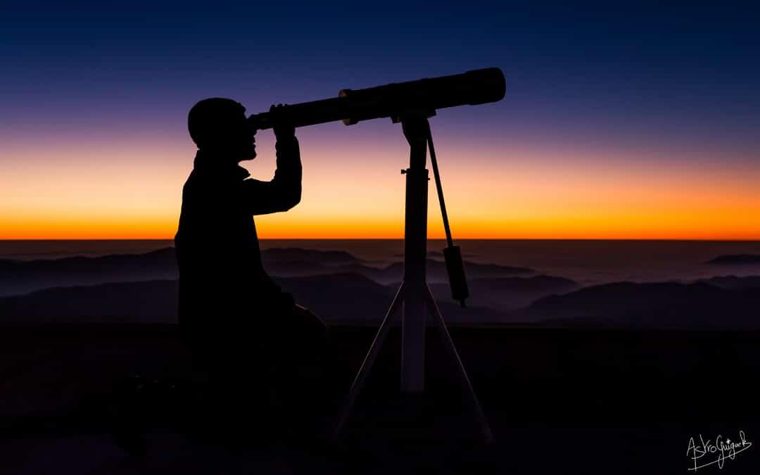 Un étudiant de l'ENSICAEN en mission pour l'Observatoire Européen Austral au Chili en juillet prochain