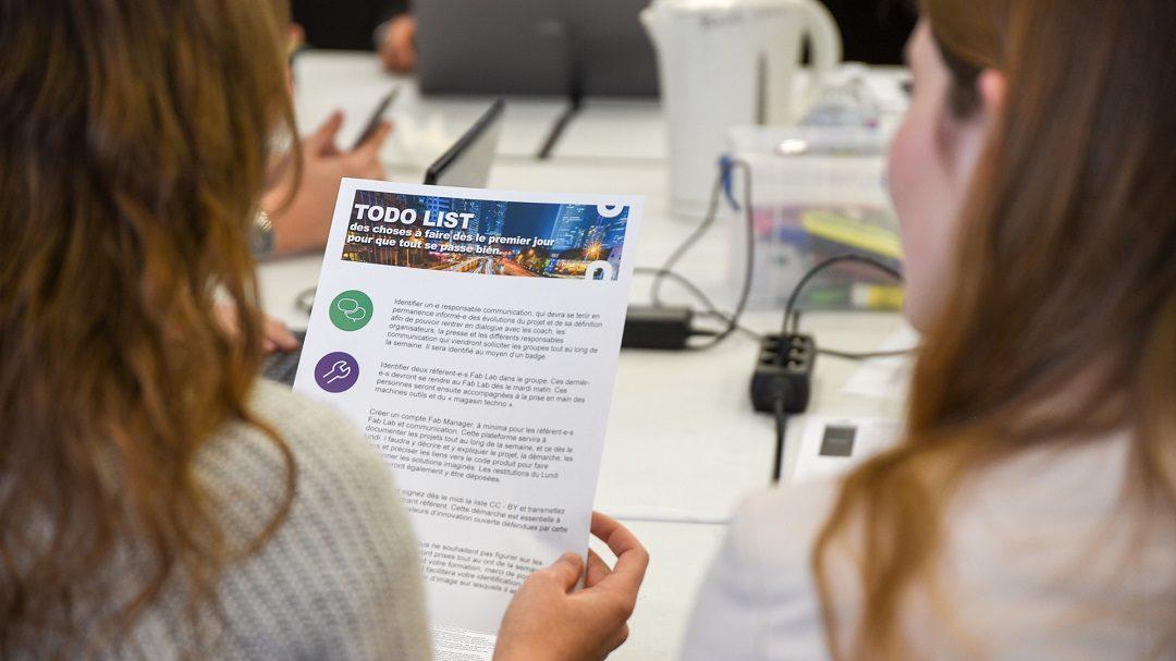Journées projets dédiées aux entreprises et étudiants de 3e année