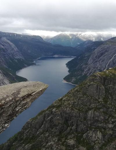 Mélanie DARCEL - Norvège