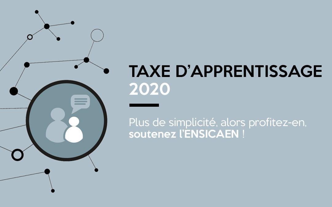 taxe d'apprenstissage 2020