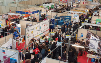 L'ENSICAEN au Salon de l'Étudiant de Caen les 6 et 7 décembre