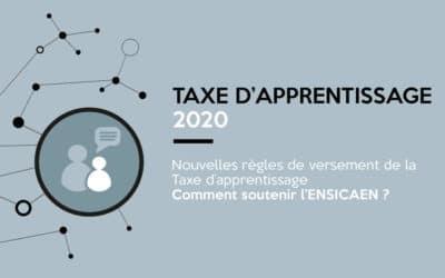 Lancement de la campagne Taxe d'apprentissage 2020