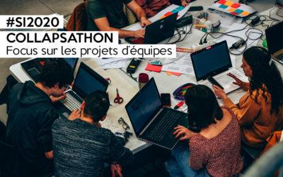Semaine Intensive : focus sur les projets d'équipes