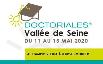 Doctoriales Vallée de Seine 2020 – REPORTÉES