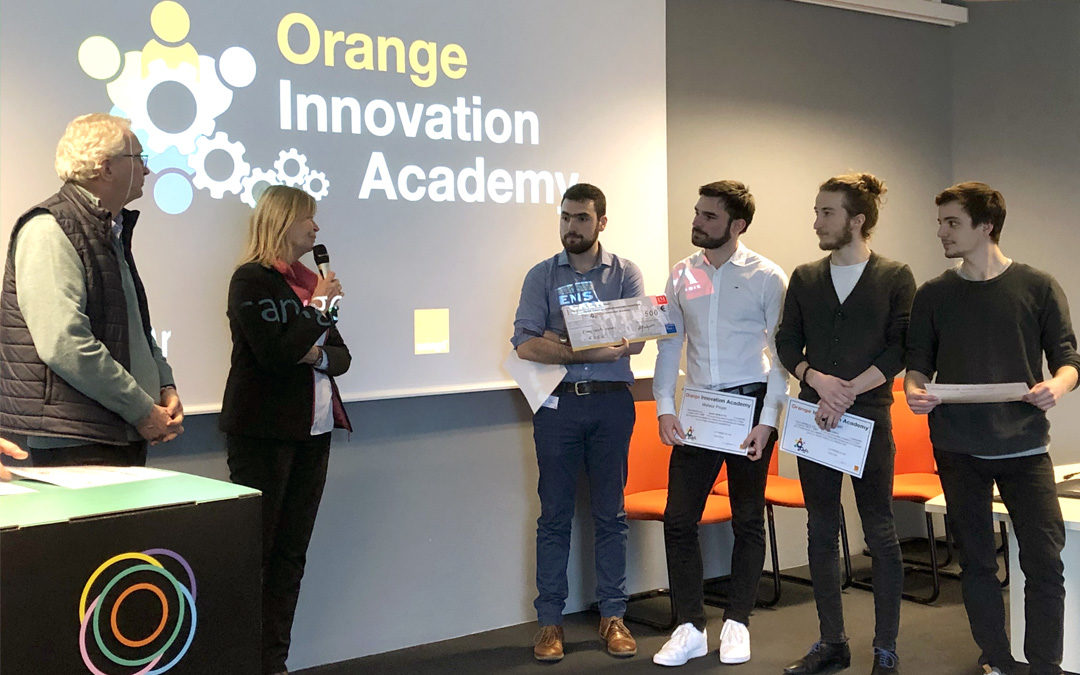 Orange innovation accademy 4eme