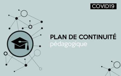 Plan de continuité pédagogique