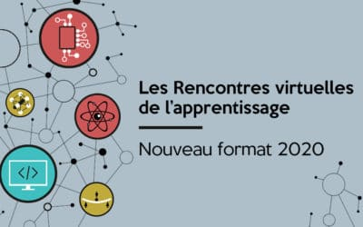 Les Rencontres virtuelles de l'apprentissage de l'ENSICAEN