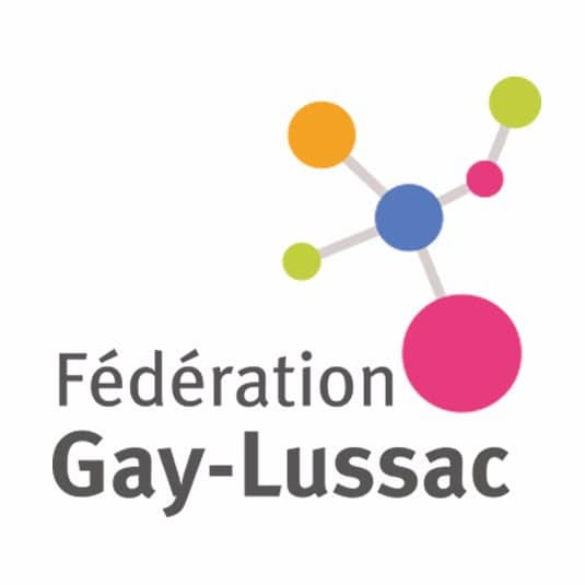 logótipo fédération gay lussac