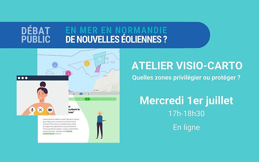 Débat Public : Éoliennes en mer en Normandie