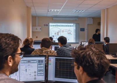 Simulateur de centrale nucléaire