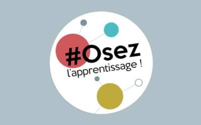 L'ENSICAEN lance sa campagne «Osez l'apprentissage 2021»!