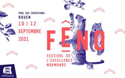 L'ENSICAEN à la 2e édition du FENO, le Festival de l'Excellence Normande